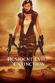 watch Resident Evil: Extinction online