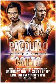 Pacquiao vs. Cotto