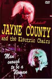 Jayne County: Man enough to be a Woman