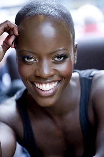 Florence Kasumba Nude Photos 39