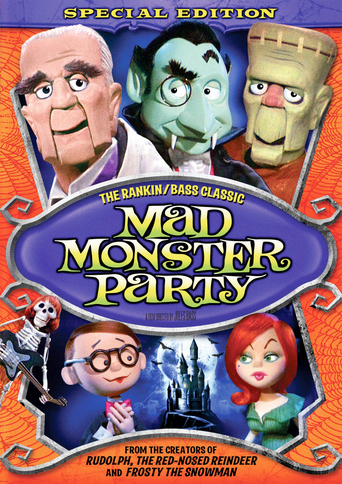 Watch Mad Monster Party? (1967) Full Movie Online Free ...