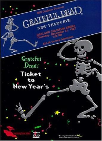 Online Grateful Dead: Ticket to New Year's Eve Concert ...