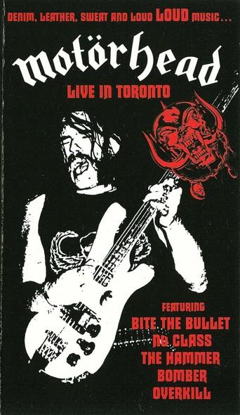 Motörhead Live in Toronto