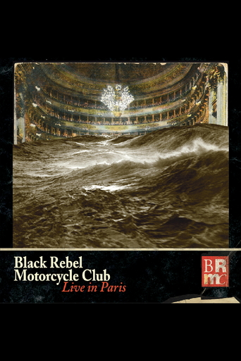 Black Rebel Motorcycle Club: Live In Paris