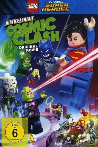 LEGO DC Comics Super Heroes - Justice League - Cosmic Clash