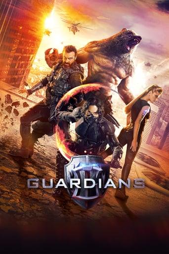 Guardians - A Squad of Soviet Superheroes