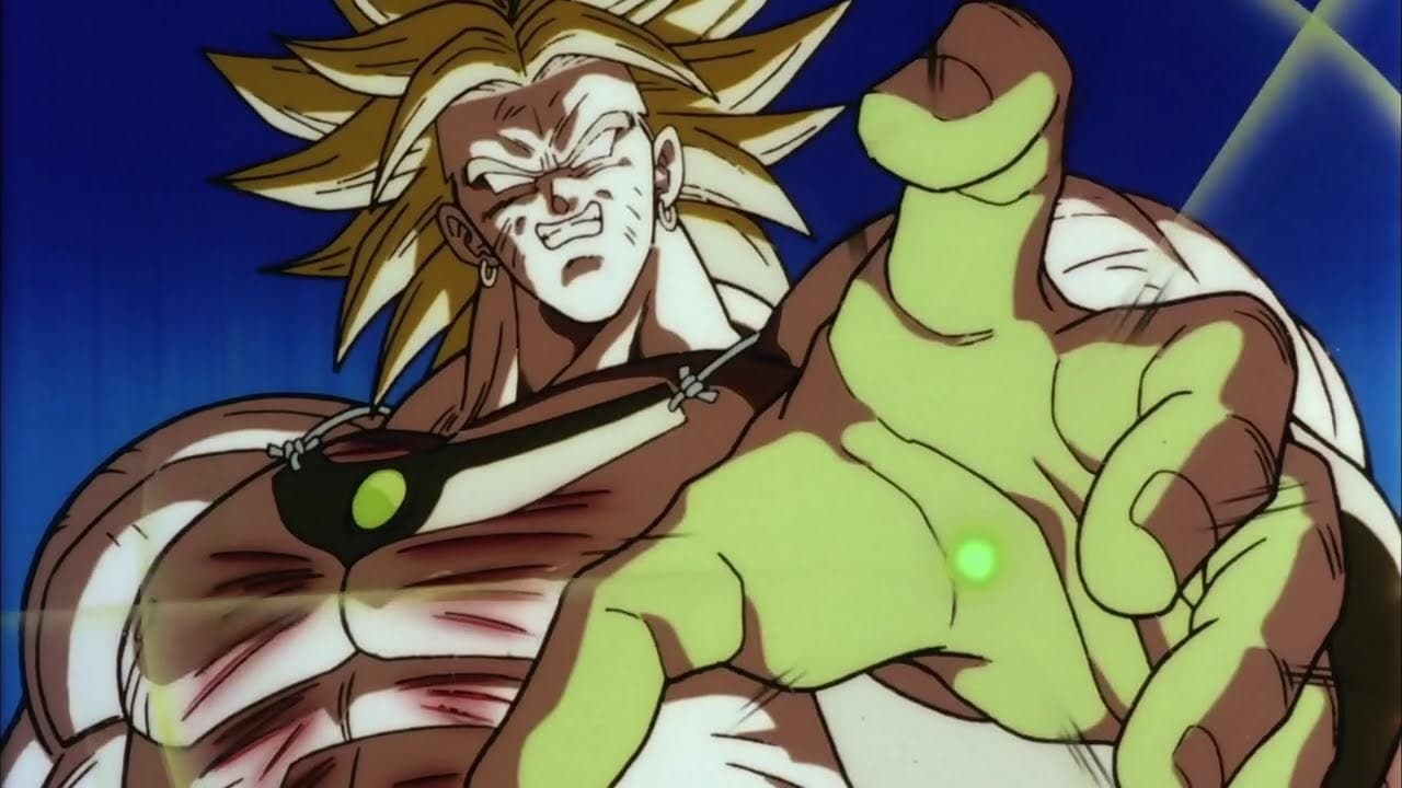 Dragon Ball Z: Broly – Second Coming