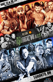 ROH/NJPW Global Wars 2015 - Night 2
