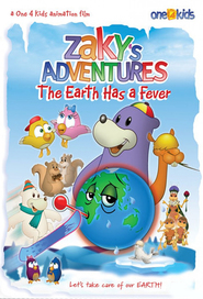 Zaky's Adventures: The Earth Has a Fever