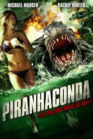 Watch Piranhaconda