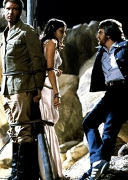 """On Set With """"Raiders Of The Lost Ark"""""""