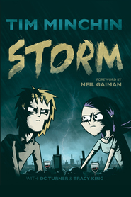 Storm the Animated Movie