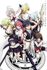 Watch Trinity Seven 2: Heavens Library & Crimson Lord