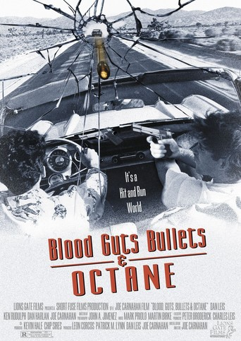Blood, Guts, Bullets and Octane