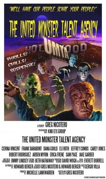 Watch The United Monster Talent Agency