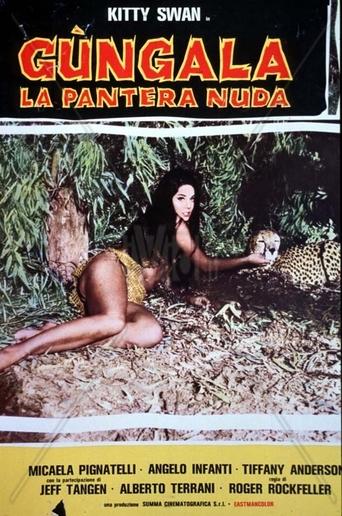 Gungala, The Black Panther Girl