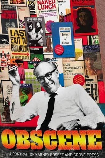 Watch Obscene: A Portrait of Barney Rosset and Grove Press