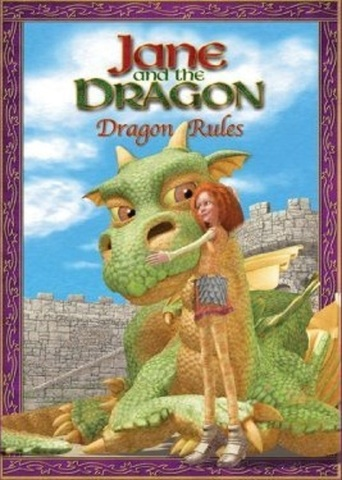 Jane and the Dragon: Dragon Rules!