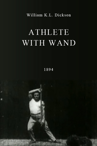 Athlete with Wand