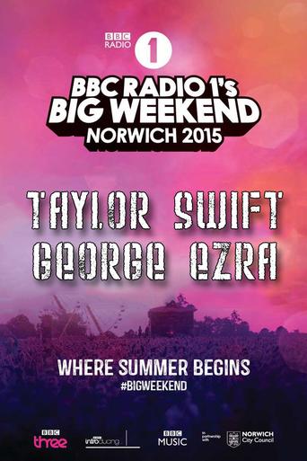 Taylor Swift - BBC Radio 1 Big Weekend 2015