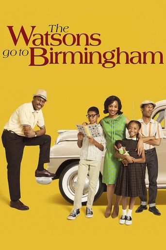 The Watsons Go to Birmingham