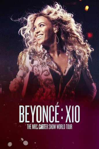 Beyoncé - Mrs Carter Show Tour HBO