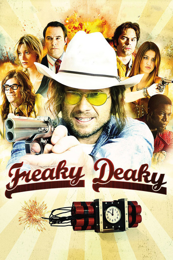 Watch Freaky Deaky