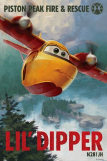 Planes Fire and Rescue: Dipper