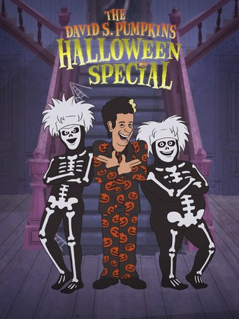The David S. Pumpkins Halloween Special