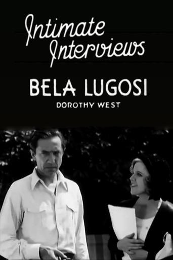Intimate Interviews: Bela Lugosi