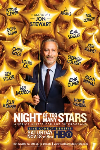 Watch Night of Too Many Stars: America Unites for Autism Programs