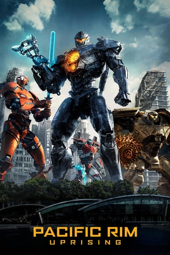 Watch Pacific Rim: Uprising