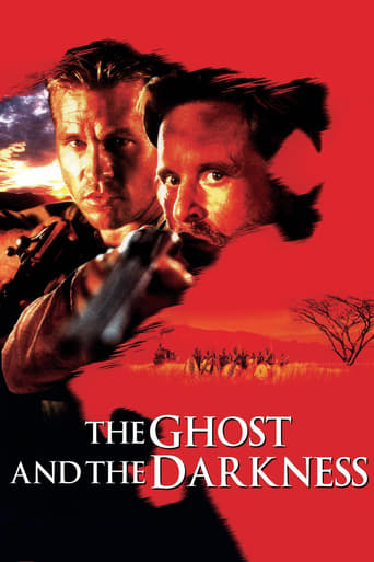 Watch The Ghost and the Darkness