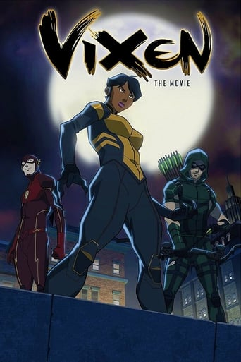 Watch Vixen: The Movie