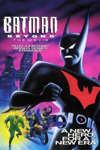 Watch Batman Beyond: The Movie