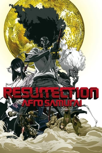 Watch Afro Samurai: Resurrection
