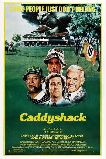 Watch Caddyshack