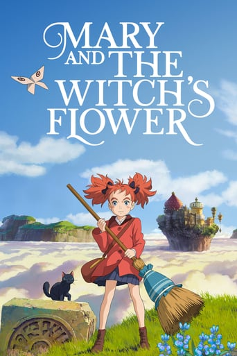 Watch Mary and the Witch's Flower
