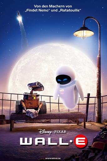 WALL·E - Der Letzte räumt die Erde auf