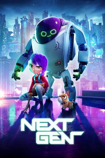 Das Mädchen und ihr Roboter