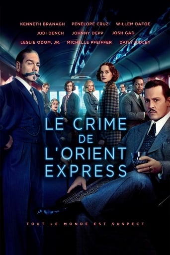 Le Crime de l'Orient-Express!