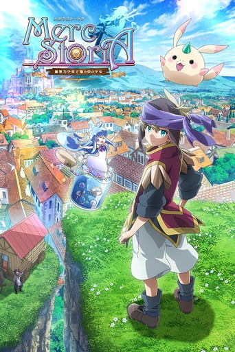 Merc Storia: The Apathetic Boy and the Girl in a Bottle