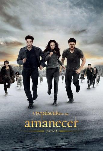 Crepúsculo la saga 5:  Amanecer - Parte 2