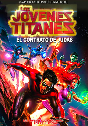 Jóvenes Titanes: El contrato de Judas
