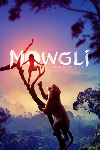 Mowgli: Legend of the Jungle