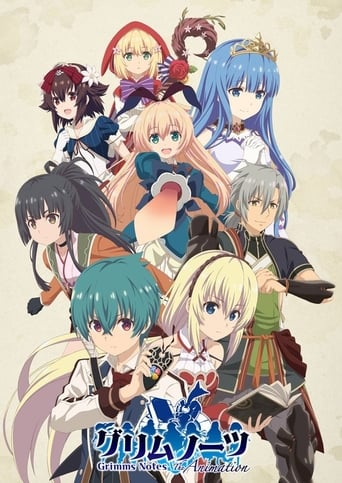 Grimms Notes: The Animation