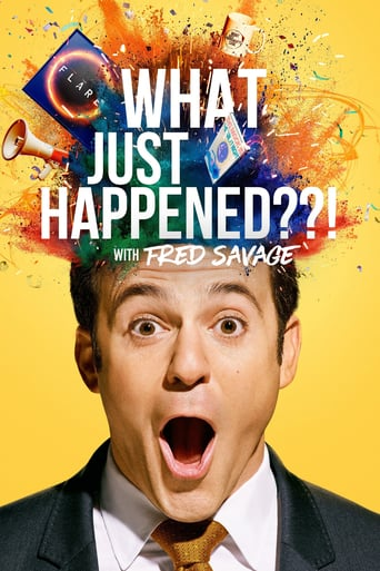 Watch What Just Happened??! with Fred Savage