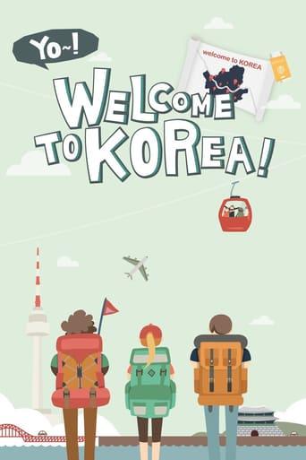 Yo! Welcome to Korea!