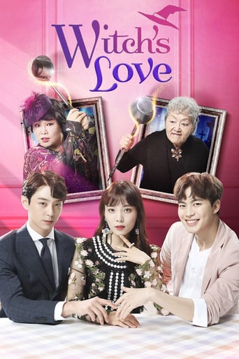 Watch Witch's Love