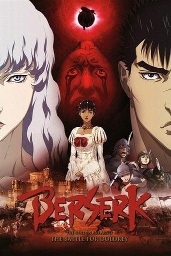 Watch Berserk: The Golden Age Arc II - The Battle for Doldrey